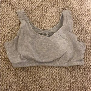 Other - Fruit of the loom sports bra/top